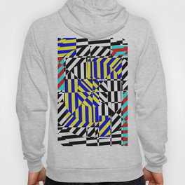 Best Abstract Art (80s Aesthetic Shapes) Hoody