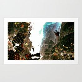 Chaotisia Art Print