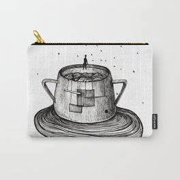 Malevich in sugar-bowl Carry-All Pouch