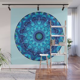 Mandalas from the Heart of Surrender 5 Wall Mural