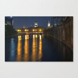 GHOST HOUR in BERLIN Canvas Print