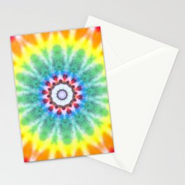 Peace, Love and C19~ Please Stay 6 Feet away Stationery Cards