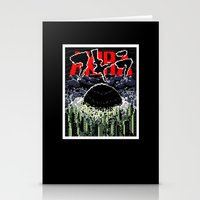 akira Stationery Cards featuring akira by tama-durden
