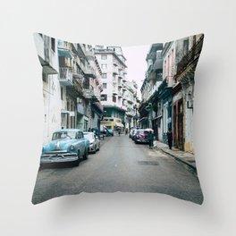 Centro Habana Throw Pillow
