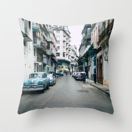 Centro Habana Throw Pillow