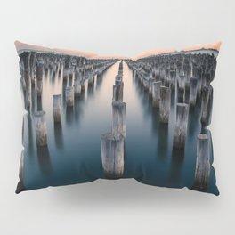 water pylons Pillow Sham