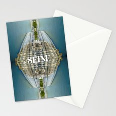 the SEINE Stationery Cards
