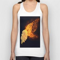 firefly Tank Tops featuring Firefly by Cim Quinlan