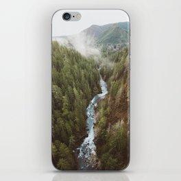 Vance Creek iPhone Skin