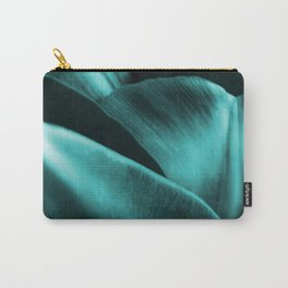 Green Succulent Leaves #decor #society6 #homedecor Carry-All Pouch