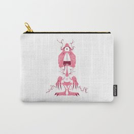 J is for Jabberwock Carry-All Pouch