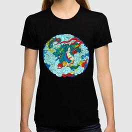 Tokyo Asakusa Dragon T-shirt