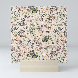 Shirley Meadow Colorful Mini Art Print