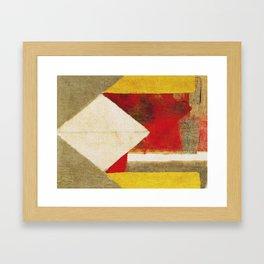Cardinal (bird) Framed Art Print