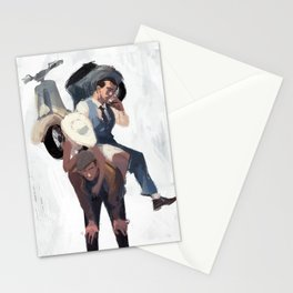 Man from U.N.C.L.E Stationery Cards
