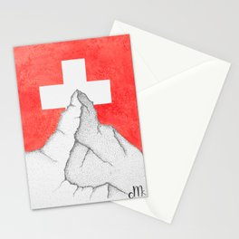 Matterhorn Stationery Cards
