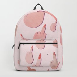 Middle Fingers Backpack