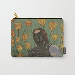 the winter soldier Carry-All Pouch