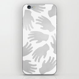 Hands On iPhone Skin