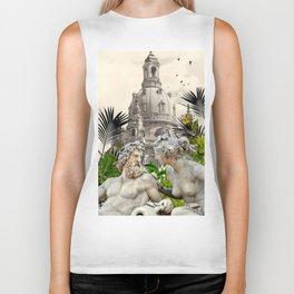 LOVE WITHOUT BARRIERS  Biker Tank