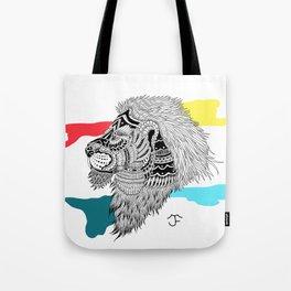 HAKUNA LION Tote Bag
