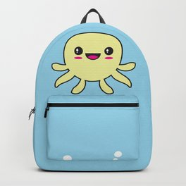 Kawaii Octopus Backpack