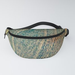 Old wood flooring Fanny Pack