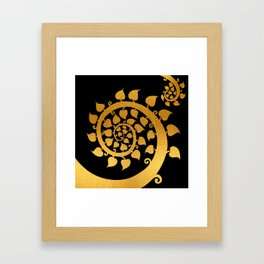 Bodhi Tree0609 Framed Art Print