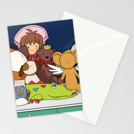 Stuffed Animals Stationery Cards