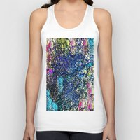 the 100 Tank Tops featuring Abstract 100 by  Agostino Lo Coco