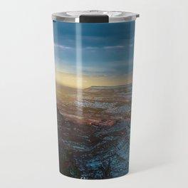 Sunrise on Christmas Morning in Canyonlands. Utah. Travel Mug
