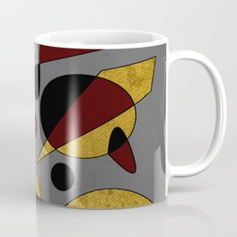 Abstract #132 Coffee Mug