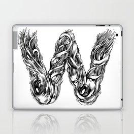The Illustrated W Laptop & iPad Skin