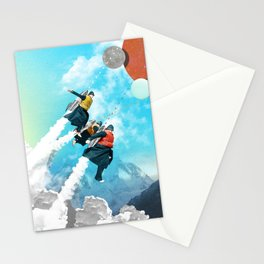 Team Rocket Stationery Cards