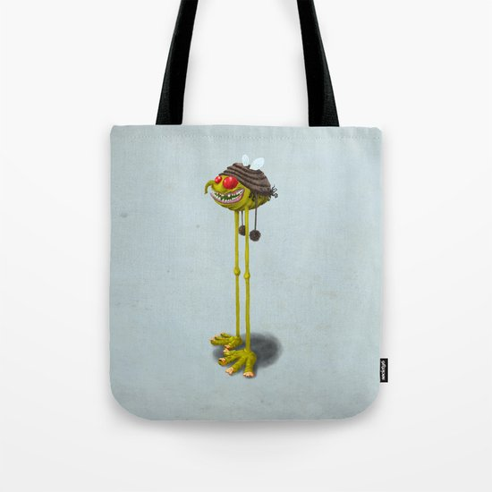 I'M SOOooo CUTE & NICE! WHY YOU PEOPLE DON'T SEE THAT? Tote Bag