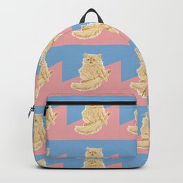 Persian Cat Meow Backpack
