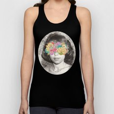 Her Point Of View Unisex Tank Top