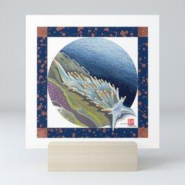 DW-018 Nudibranch Mini Art Print