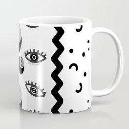 Eye Eye Eye Coffee Mug