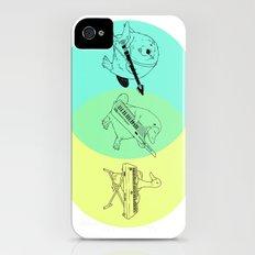 Math iPhone (4, 4s) Slim Case