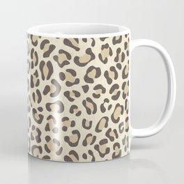 Leopard - Neutral Colors Coffee Mug