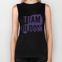 Team Bloom Biker Tank
