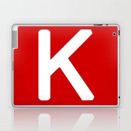 Keras: The Python Deep Learning library Laptop & iPad Skin