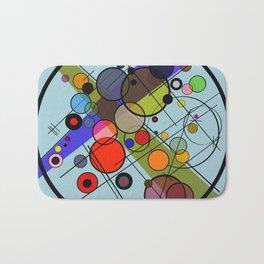 Circles 2 Bath Mat
