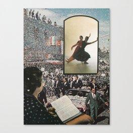 #98 Canvas Print