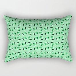 Africana Eye Rectangular Pillow