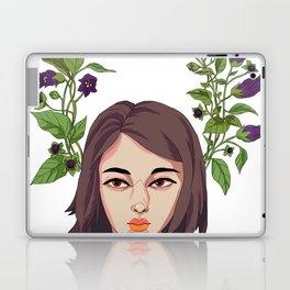 Belladonna Laptop & iPad Skin