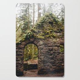 forest dweller Cutting Board