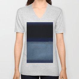 Rothko Inspired #1 Unisex V-Neck
