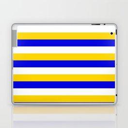 Bosnia Herzegovina Uruguay flag stripes Laptop & iPad Skin